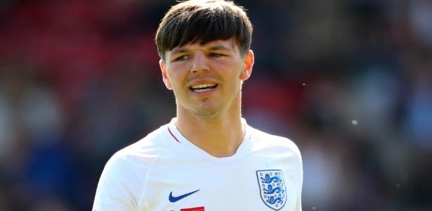 Bobby Duncan é primo de Gerrard e assinou neste ano contrato com o Liverpool