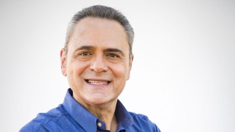 Luis Roberto, narrador da TV Globo - Divulgação
