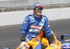 Até cor de carro fez Alonso ficar fora das 500 Milhas de Indianápolis - Brian Spurlock-USA TODAY Sports