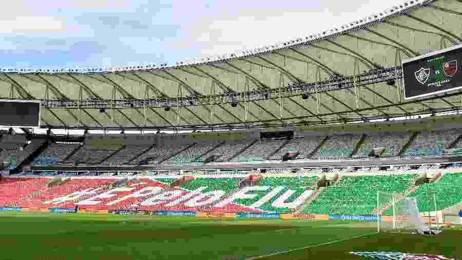 Maracanã é a casa do Fluminense para jogos no Rio de Janeiro - Thiago Ribeiro/AGIF