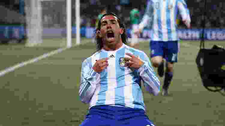 Carlos Tevez - Getty Images - Getty Images