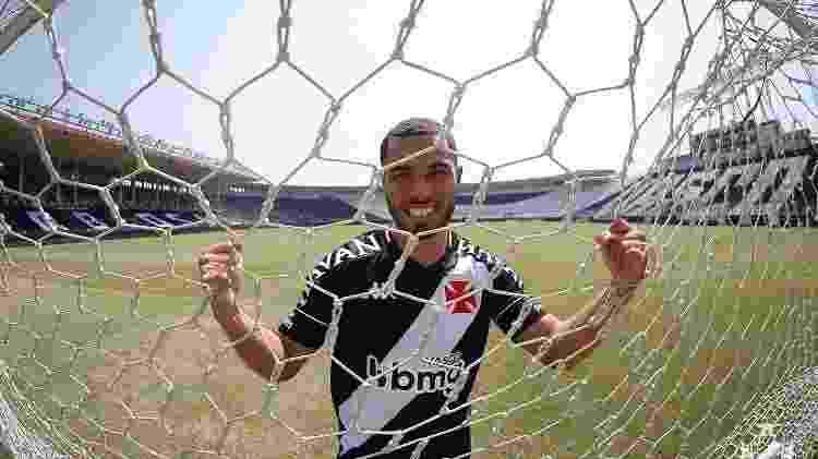 Atacante Morato viajou com a delegação do Vasco para o jogo contra o Tombense pela Copa do Brasil - Rafael Ribeiro / Vasco - Rafael Ribeiro / Vasco