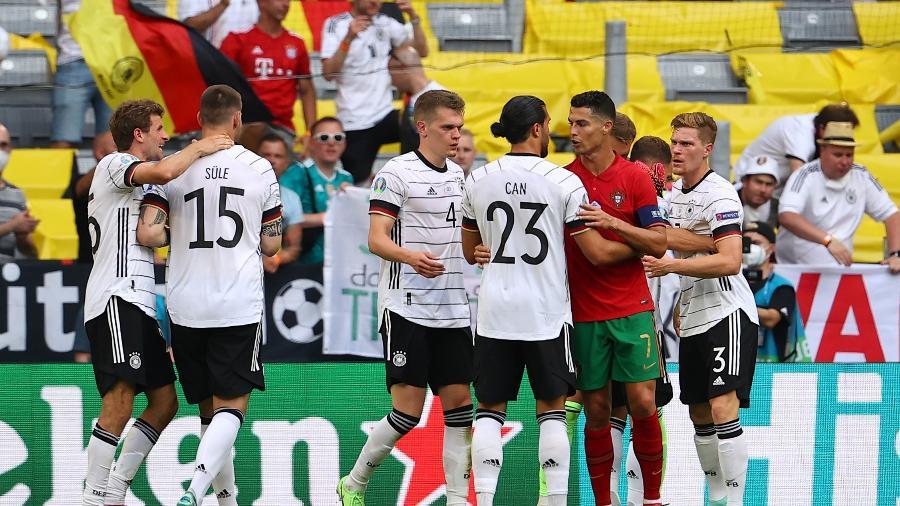 Portugal x Alemanha, pela Eurocopa 2021 - Kai Pfaffenbach - Pool/Getty Images