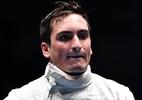 Guilherme Toldo perde para japonês na esgrima e está fora das Olimpíadas