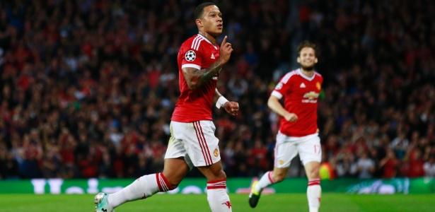 Memphis Depay pode deixar o Manchester United nesta temporada