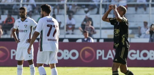 Wendel marcou quatro gols pela Ponte Preta no Campeonato Brasileiro - Rodrigo Gazzanel/Estadão Conteúdo