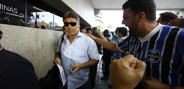 Renato Gaúcho é o maior ídolo da história do Grêmio, e pode ser ainda mais