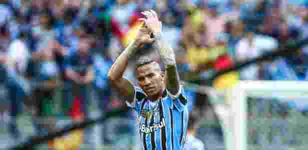 Jael deve ser titular neste sábado diante do Botafogo pelo Campeonato Brasileiro - Lucas Uebel/Grêmio