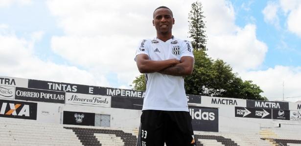 Jeferson tem contrato com a Ponte Preta até 2019 e será emprestado