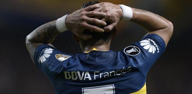 Vinte e quatro anos após levar seis do Palmeiras, Boca agora precisa de uma mão