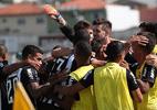 Em jogo com duas expulsões, Léo Silva dá vitória ao Galo contra a Caldense - Divulgação