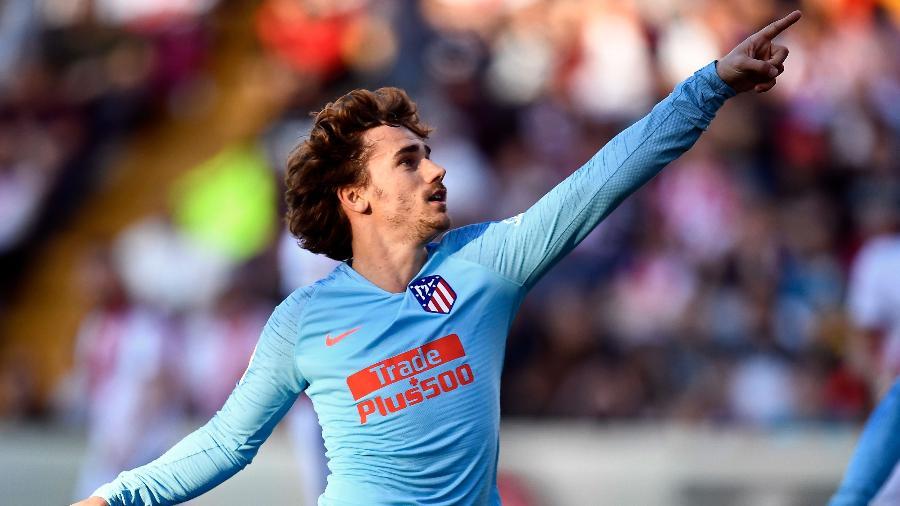 4601f3711a590 Griezmann anuncia que deixará o Atlético de Madri na próxima temporada