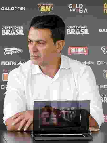 Rui Costa é diretor de futebol do Atlético-MG desde abril passado - Bruno Cantini/Divulgação/Atlético-MG