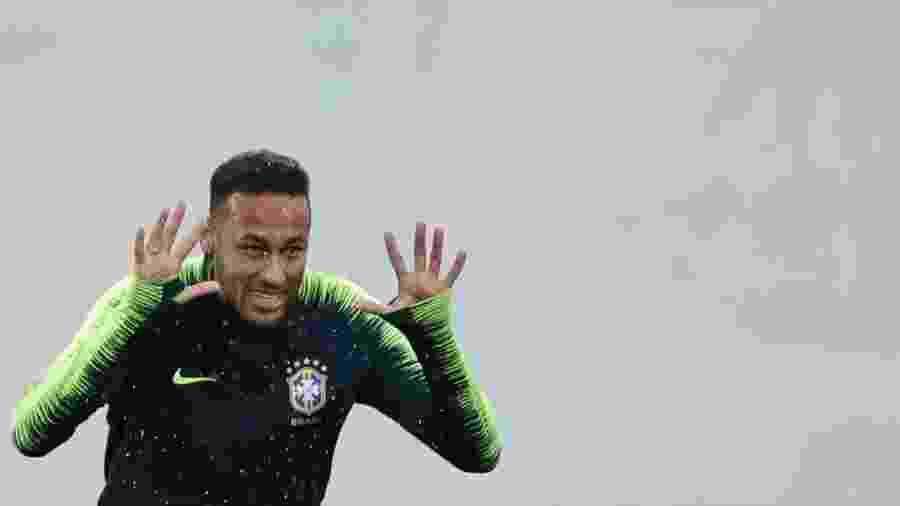 Neymar - André Mourão/MowaPress