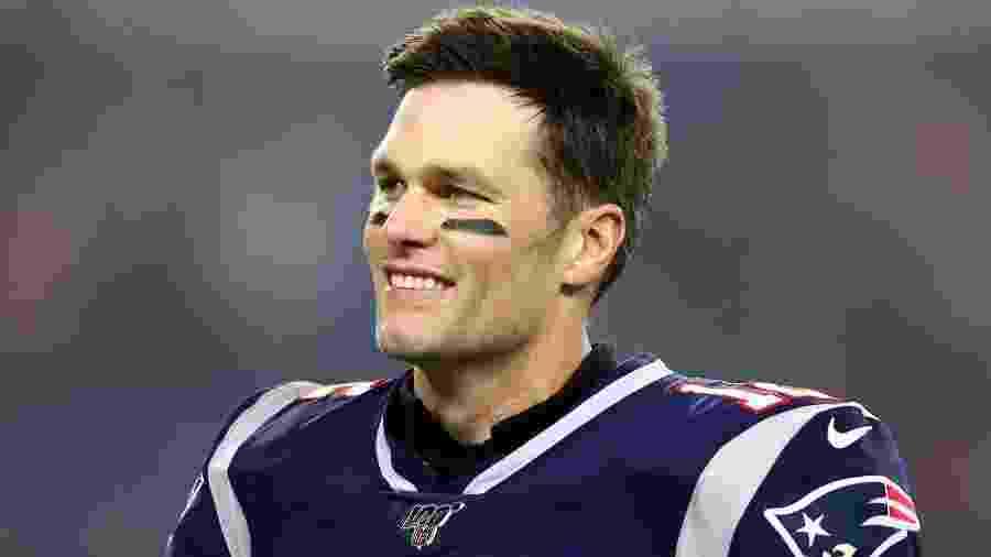 Tom Brady - Adam Glanzman/Getty Images