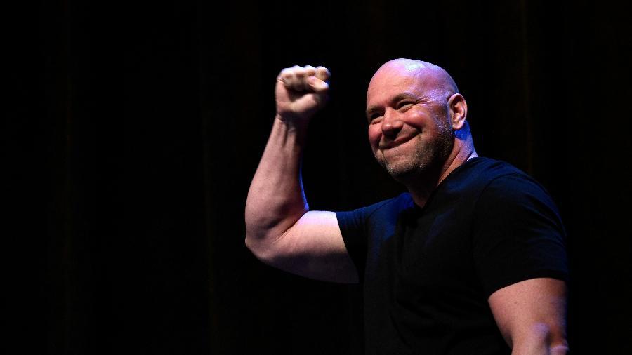 Dana White, presidente do UFC - Brandon Magnus/Zuffa LLC via Getty Images