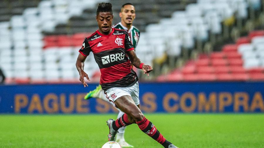 Zinho: Bruno Henrique é o jogador mais abaixo do elenco do Flamengo