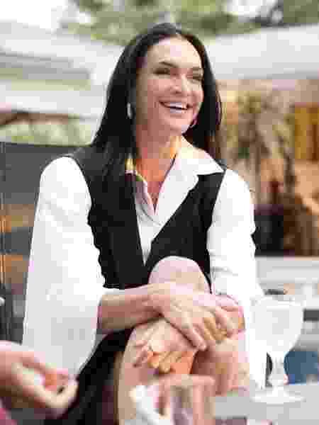 Bárbara Laffranchi, candidata à presidência da confederação de hipismo - Reprodução