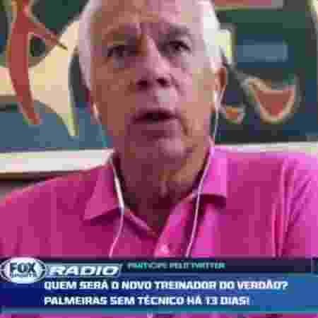 Leão diz que Daniel Alves renderia mais como lateral-direito - Reprodução/Fox Sports