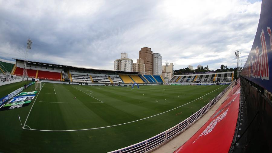 Estádio Nabi Abi Chedid, em Bragança Paulista, será o palco do confronto - Ari Ferreira
