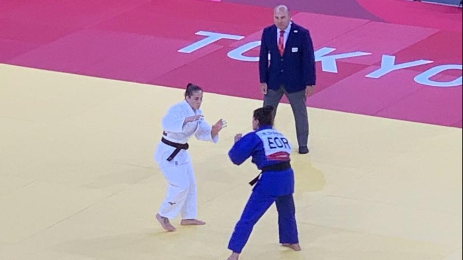 Maria Portela vence em estreia nas Olimpíadas - Reprodução/Twitter