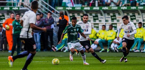 Tchê Tchê tem se destacado no Palmeiras