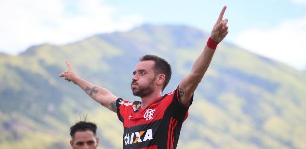 Mancuello é nome importante no Flamengo comandado pelo técnico Zé Ricardo