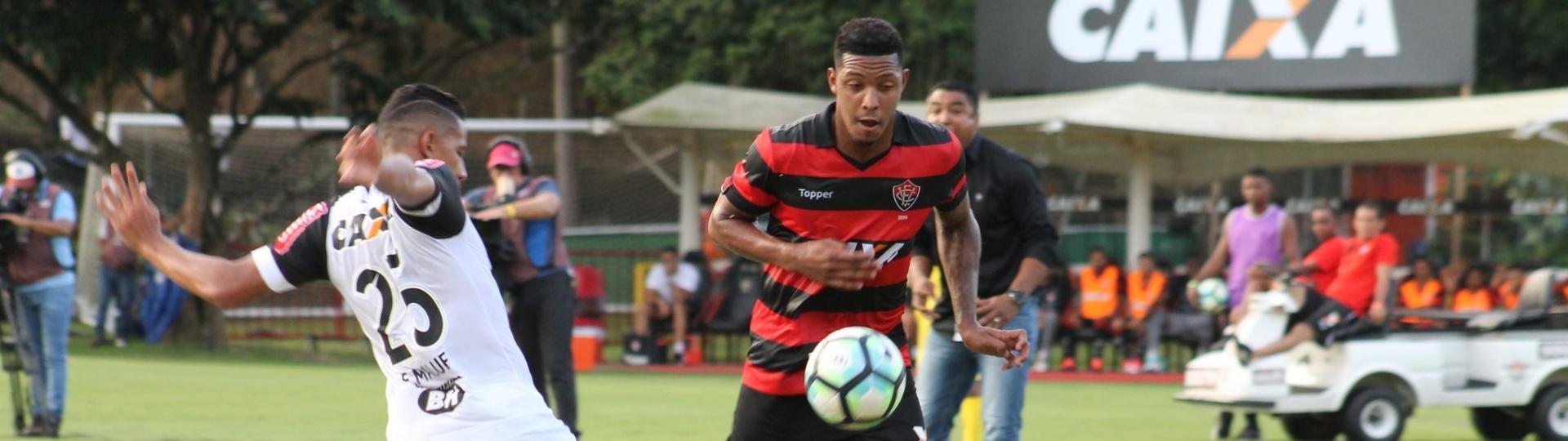 Vitória e Atlético-MG se enfrentaram no Barradão