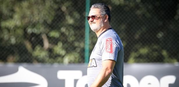 Trabalho de Rogério Micale como treinador do Atlético-MG é uma incógnita