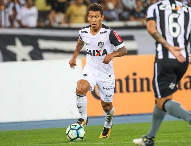 Marcos Rocha ainda não completou sete jogos pelo Atlético-MG