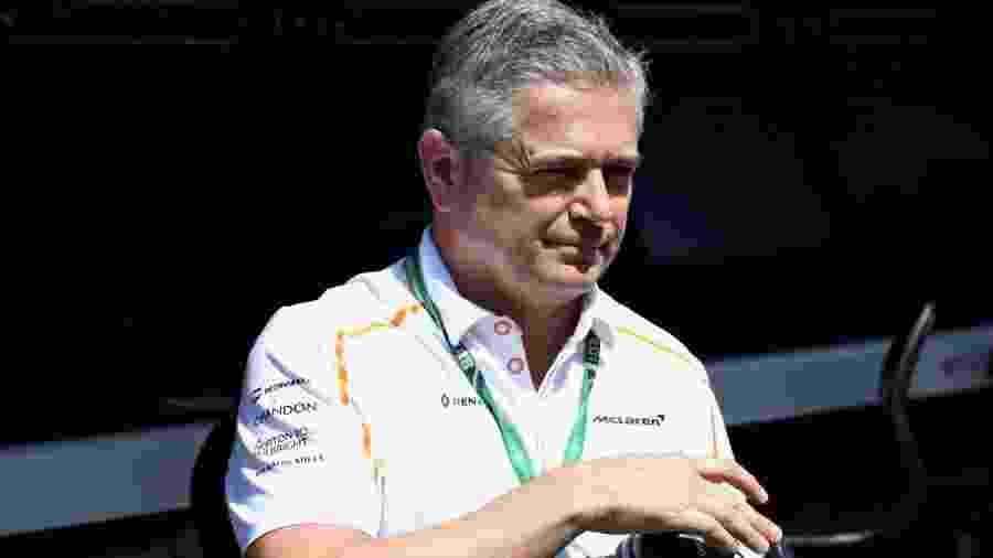 Gil de Ferran é chefe da McLaren desde julho de 2018 - Charles Coates/Getty Images