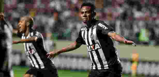 Meia Elias despertou o interesse do Internacional. Atlético-MG dificulta venda - Bruno Cantini/Divulgação/Atlético-MG