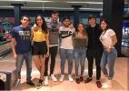 Rivais? Paraguaios de times grandes de SP cultivam amizade até no boliche