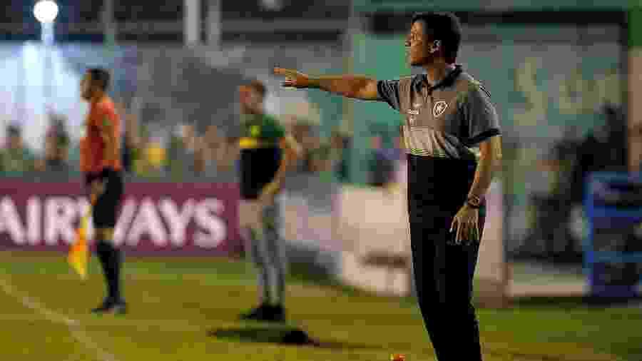 Técnico Zé Ricardo comandará o Internacional em contrato até o fim desta temporada - Javier Gonzalez Toledo/AFP