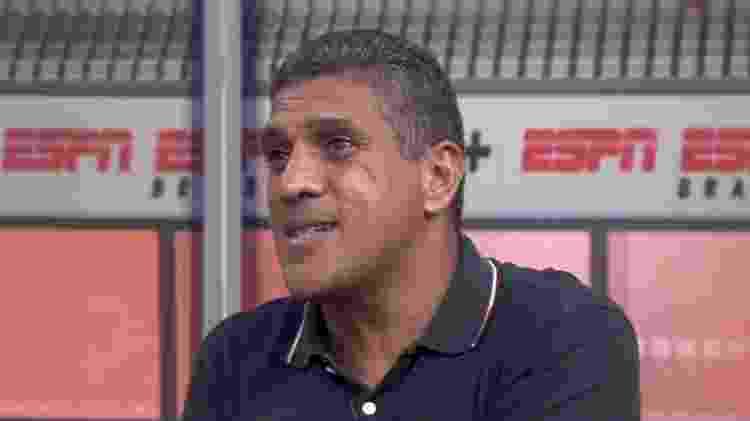 Silas é o novo comentarista da ESPN - Divulgação/ESPN - Divulgação/ESPN