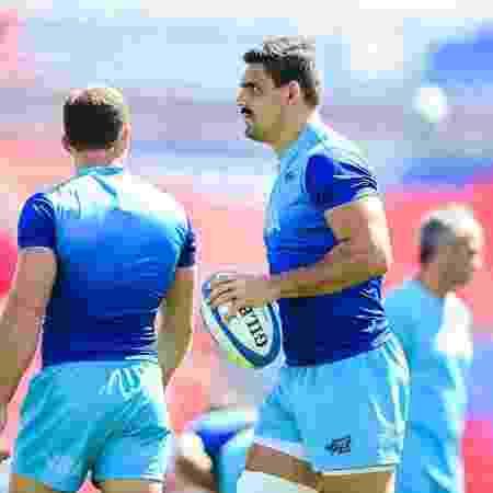 Pablo Matera é capitão da seleção argentina de Rugby - Divulgação/Los Pumas