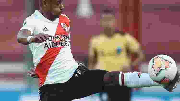 Nico de La Cruz - Divulgação River Plate - Divulgação River Plate