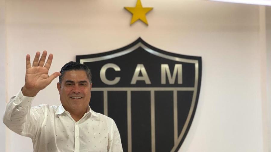 Sérgio Sette Câmara se despediu da presidência do Atlético-MG com mensagem no Twitter - Divulgação