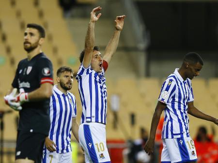 Copa do Rei: Real Sociedad vence Athletic em clássico e é campeã