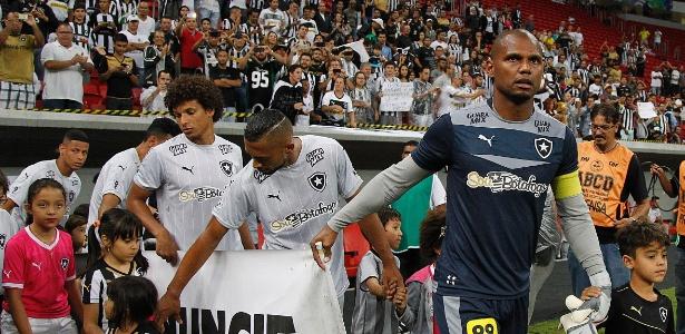 Goleiro diz que não há 'jogador-estrela' no Botafogo de 2016