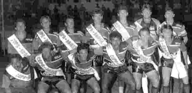 Em 1991, nenhum time de SP e RJ foi às semis da Copa do Brasil; Criciúma foi campeão - Criciúma EC/Divulgação