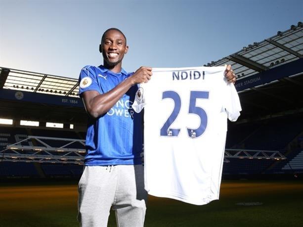 Onyinye Ndidi (volante) - do Genk (BEL) para o Leicester (ING) - 17,6 milhões de euros