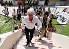 Ecclestone nega que vá comprar Interlagos e diz que GP Brasil corre risco - Mark Thompson/Getty Images