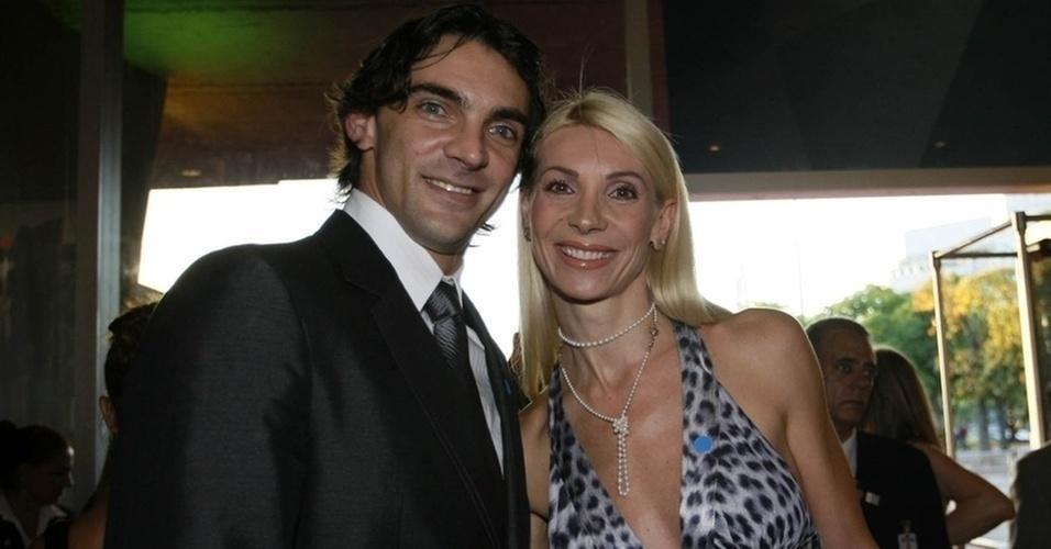 Giba e Cristina Pirv