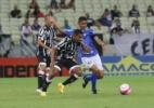 Em jogo de gols nos acréscimos, Ceará e Iguatu empatam em 3 a 3 (Foto: Pedro Chaves/FCF)