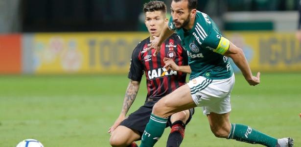 Bruno Nazário teve de deixar o campo mais cedo por conta de uma lesão