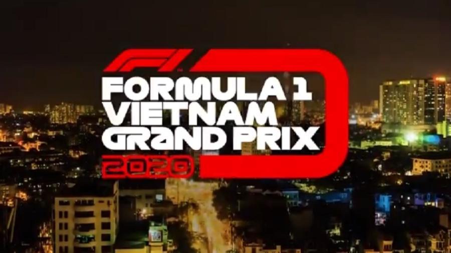 Fórmula 1 anuncia GP do Vietnã a partir de 2020 - Reprodução