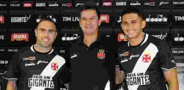 Carlos Gregório Júnior / Vasco.com.br