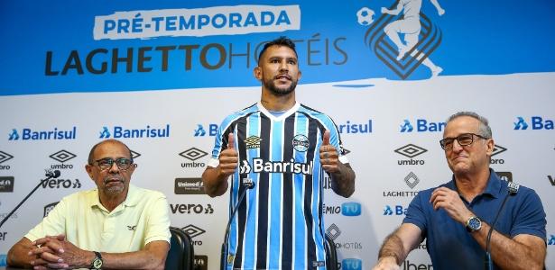 Walter Montoya foi emprestado pelo Cruz Azul-MEX ao Grêmio até o final de 2019