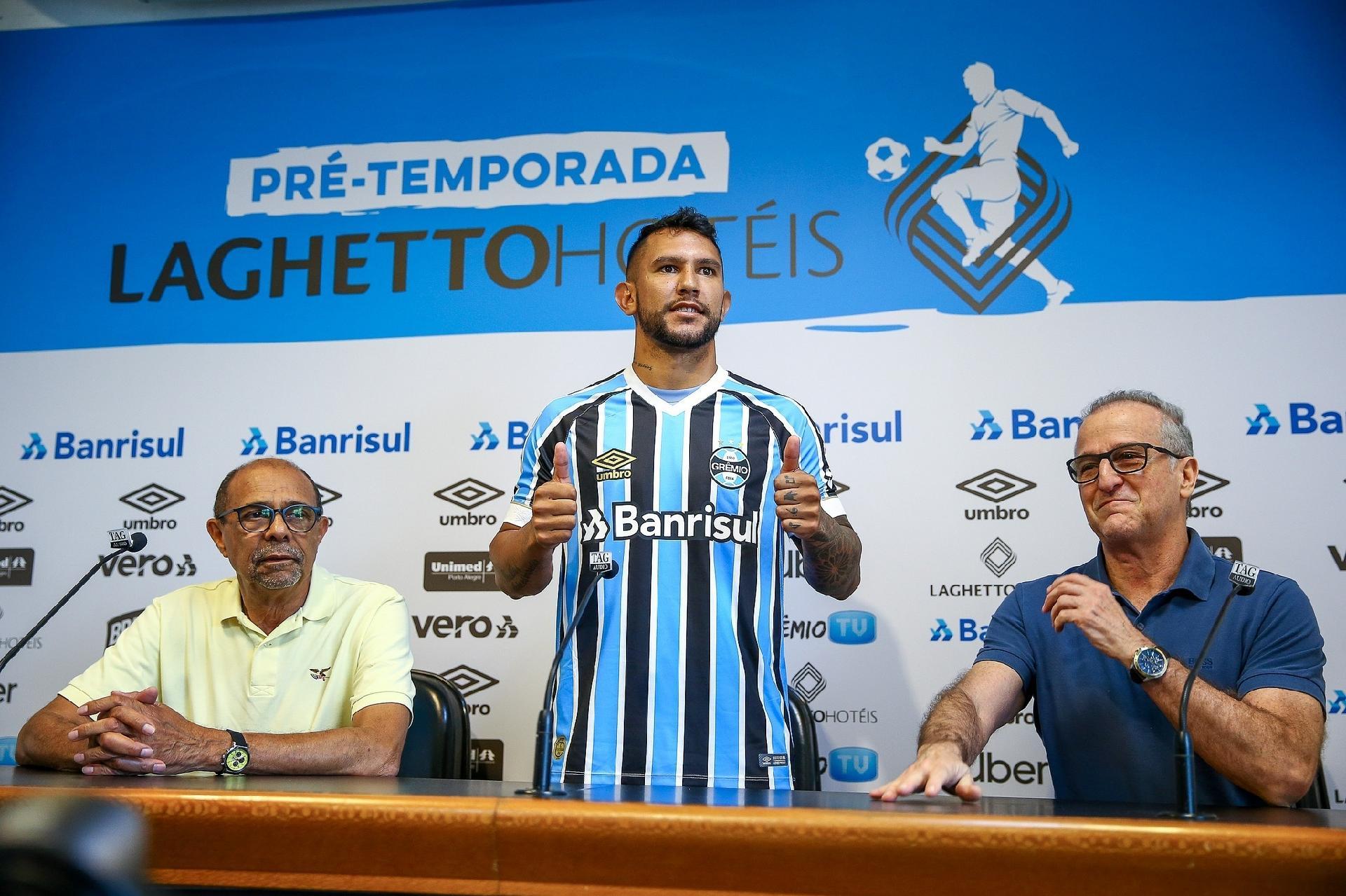 2f5f5ecc2536a Grêmio: Montoya aumenta lista de gringos sem sucesso no clube; veja outros  casos